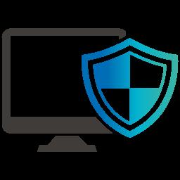 Icon für IT-Sicherheit und Prävention