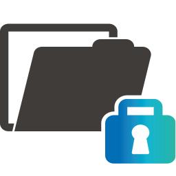 Icon für IT-Sicherheit speziell Zugriffsschutz